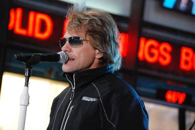 Poze Poze Bon Jovi - The Today Show NYC