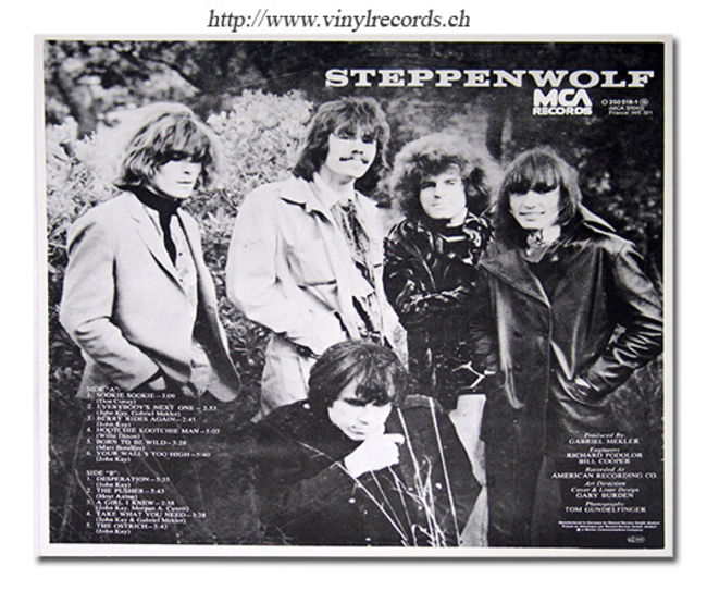 Poze Poze Steppenwolf - Steppenwolf