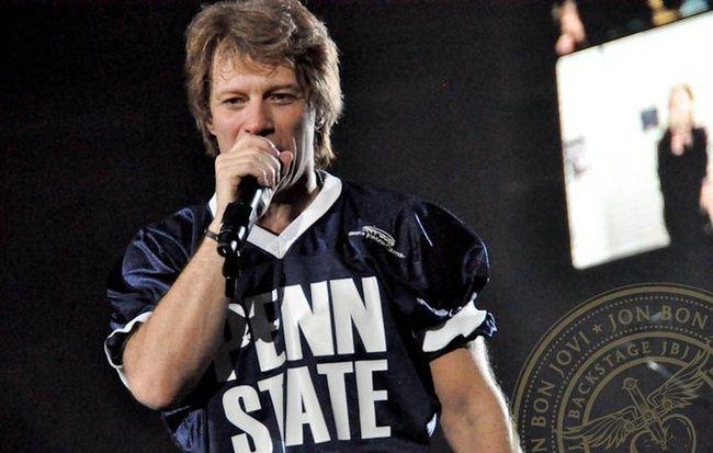 Poze Poze Bon Jovi - Bon Jovi_State College 2011