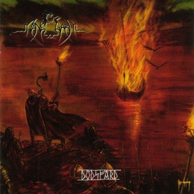 Poze Poze Manegarm - Dodsfard Album Cover