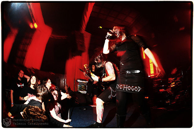 Poze Poze Psychogod - Concert Wings