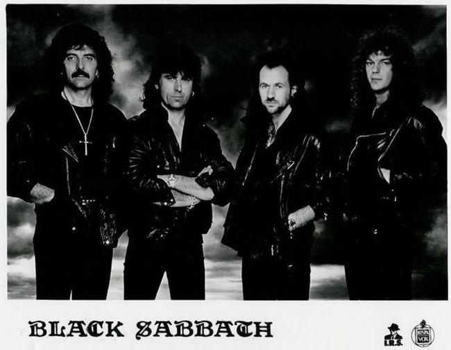 Poze Poze Black Sabbath - Tony Martin era