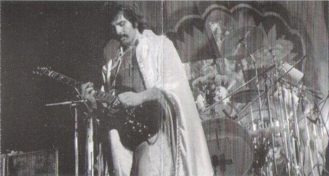 Poze Poze Black Sabbath - 1970's Photo Iommi on stage