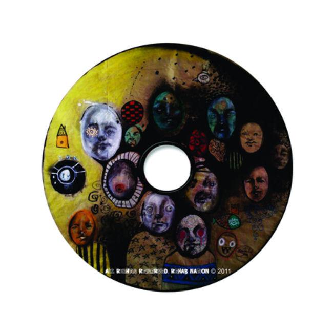 Poze Rehab Nation poze - Cd Sticker