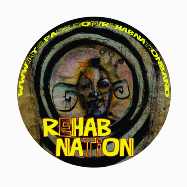 Poze Rehab Nation poze - Sticker