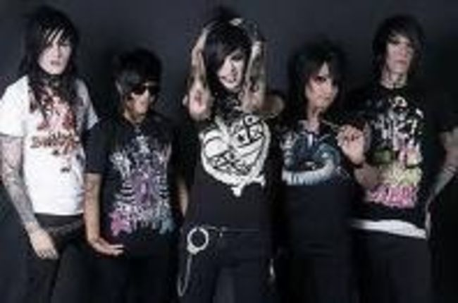 Poze Black Veil Brides pictures - black veil bridges