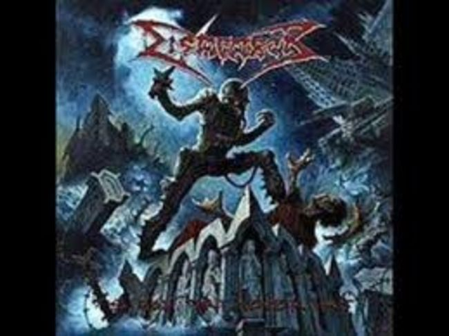 Poze Poze DISMEMBER - The God That Never Was