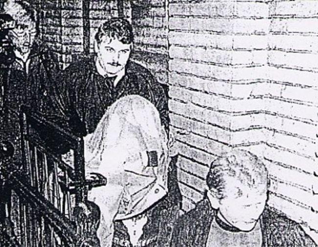 Poze Poze BURZUM - Newspaper Pic