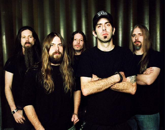 Poze Poze Lamb of God - The band
