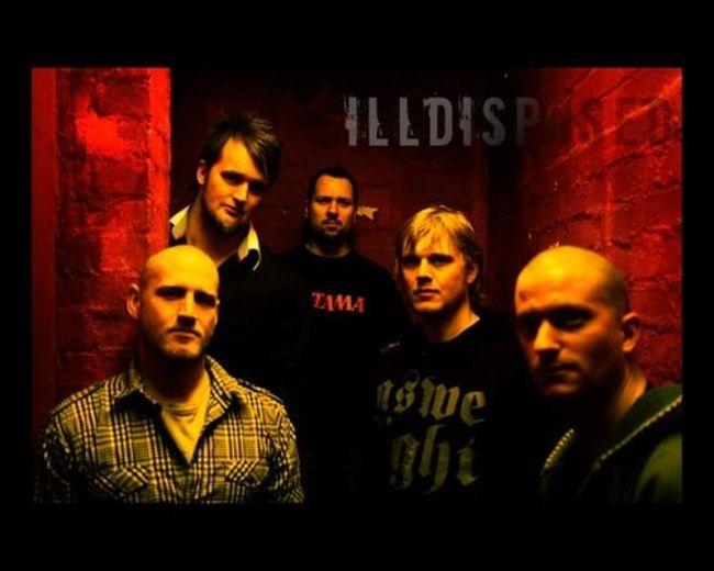 Poze Poze ILLDISPOSED - Promo Pics