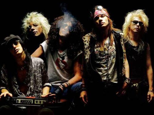 Poze Poze Guns N Roses - Guns N' Roses