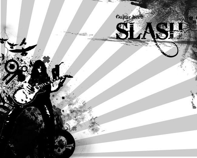 Poze Poze Guns N Roses - Slash