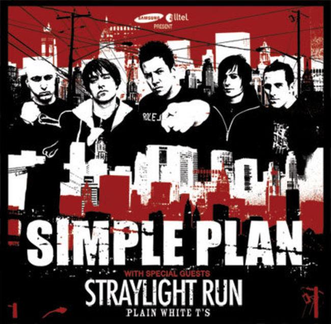 Poze Poze Simple Plan - Simple Plan