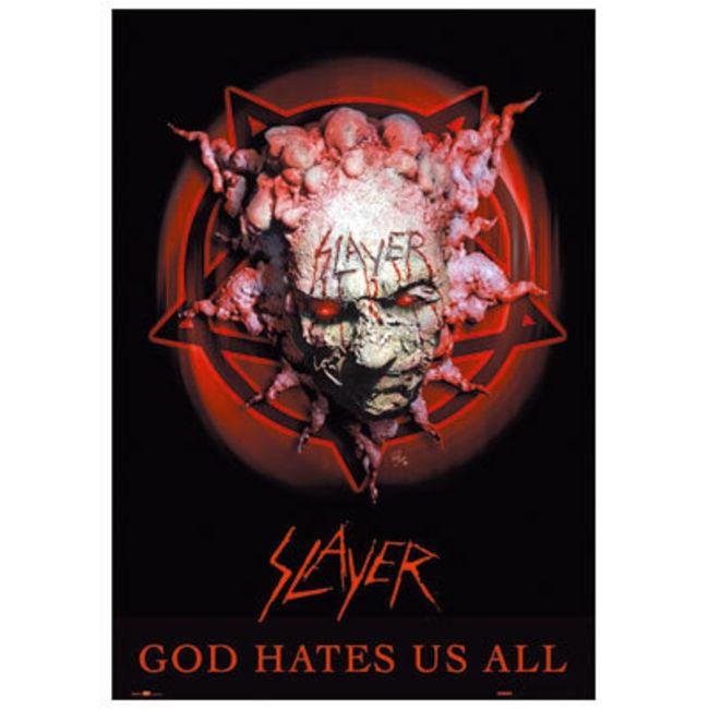 Poze Poze Slayer - god hates us all
