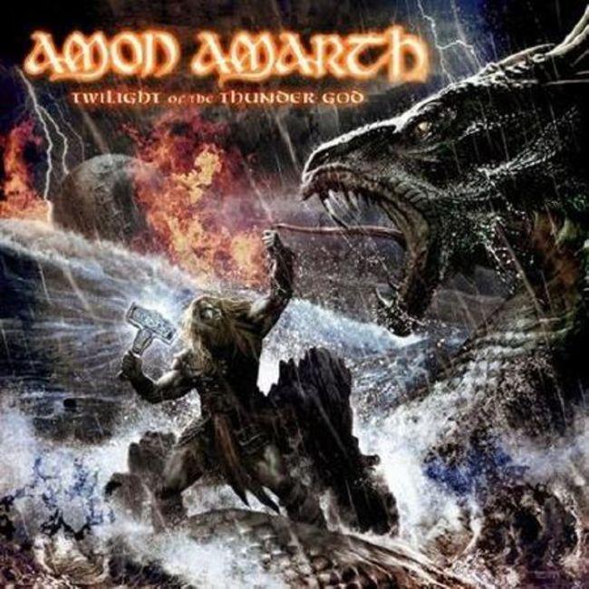 Poze Poze AMON AMARTH - Twilight Of The Thunder God