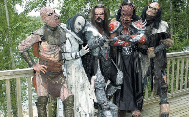 Poze Poze Lordi - Lordi band