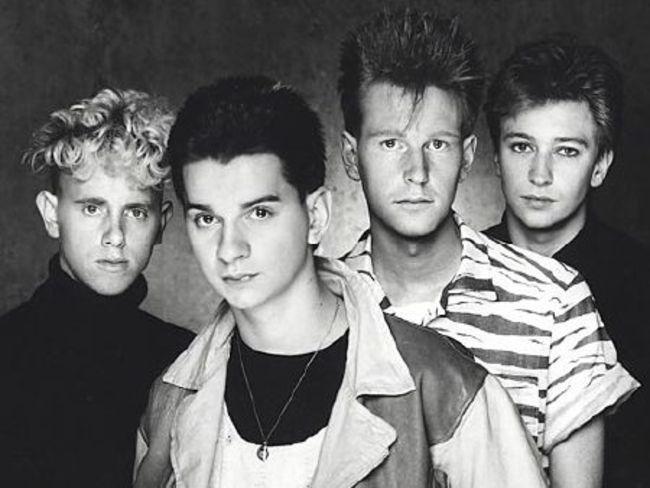 Poze Poze Depeche Mode - depeche mode tineri