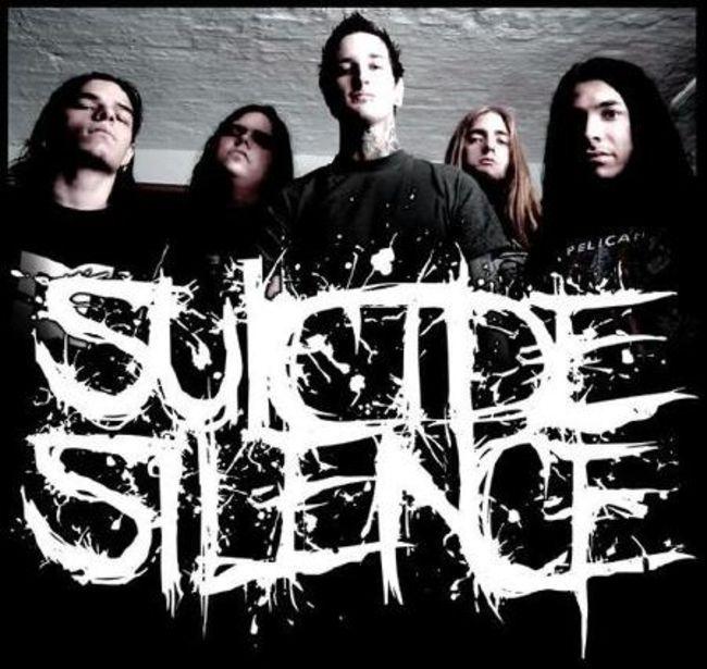 Poze Poze Suicide Silence - SS