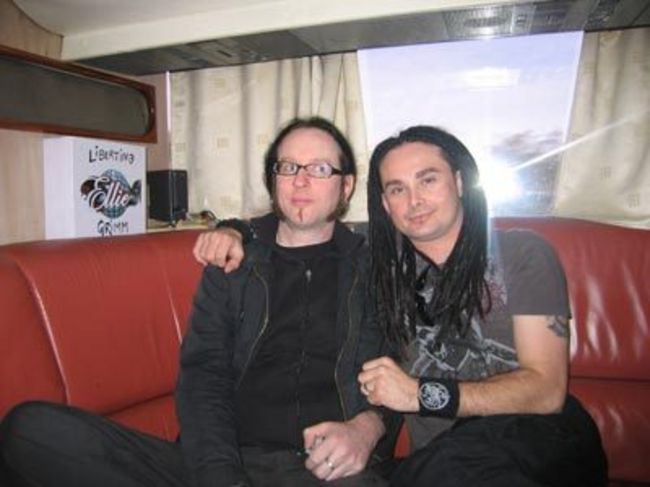 Poze Poze Cradle of Filth - Dave and Danny
