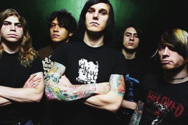 Poze Poze As I Lay Dying - As I Lay Dying