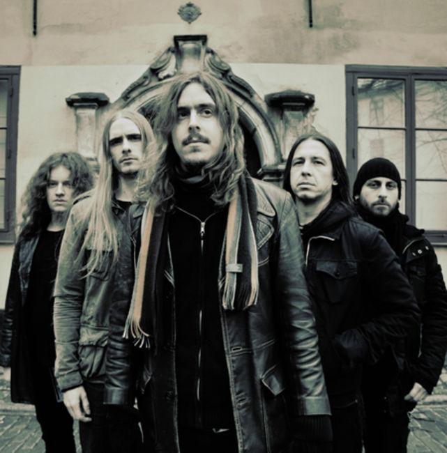 Poze Poze Opeth - 3