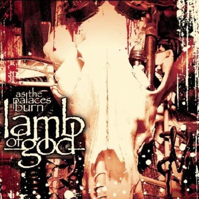 Poze Poze Lamb of God - asthepalacesburn