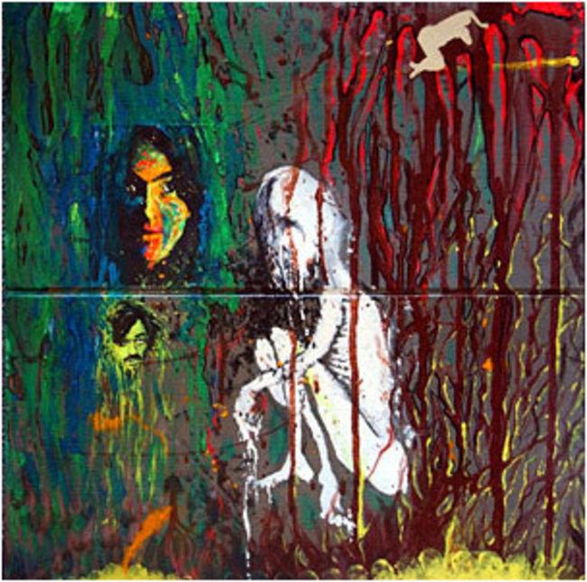 Poze Poze Kurt Cobain - Cobain's art2