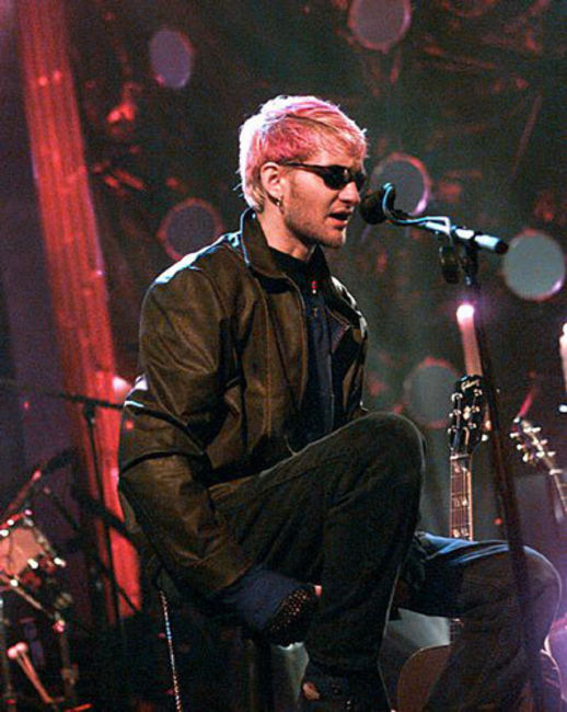 Poze Poze Alice in Chains - layne-unplugged