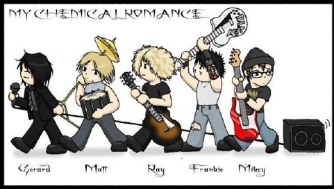 Poze Poze My Chemical Romance - My Chemical Romance