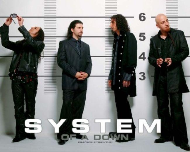 Poze Poze System of a Down - System of a Down