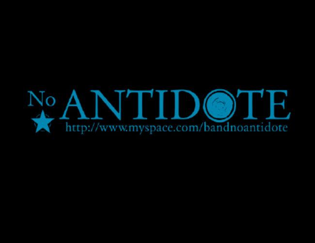 Poze Poze No Antidote - Logo