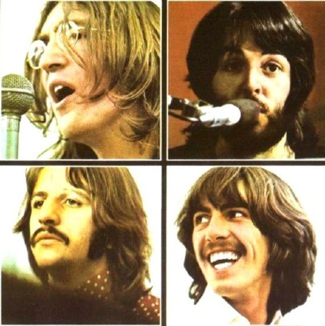 Poze Poze Beatles - Let It Be