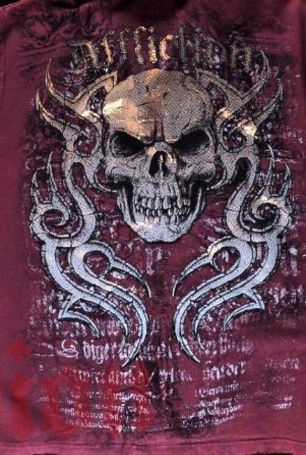 Poze Poze Cradle of Filth - Affliction t-shirt