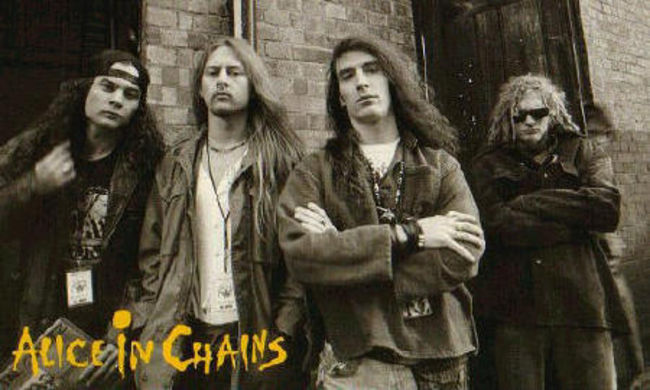 Poze Poze Alice in Chains - Alice in Chains
