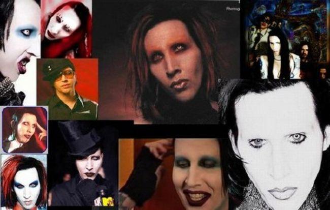 Poze Poze Marilyn Manson - Marilyn Manson