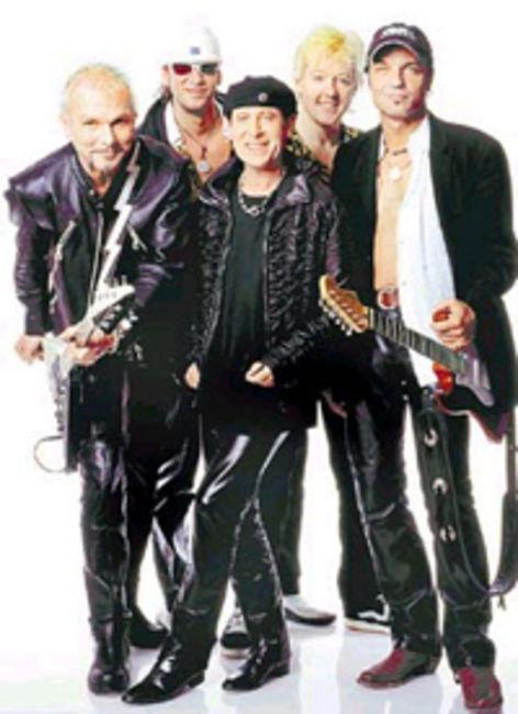 Poze Poze Scorpions - Scorpions