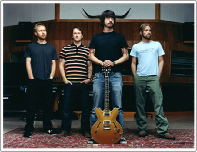 Poze Poze Foo Fighters - Foo+Fighters