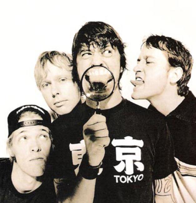 Poze Poze Foo Fighters - Foo+Fighters