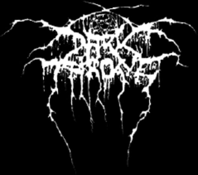 Poze Poze DARKTHRONE - logo