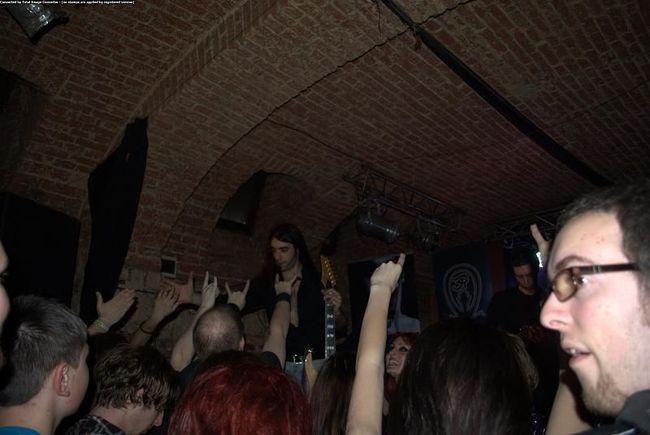 Poze Poze THEATRES DES VAMPIRES - Concert Theatres Des Vampires in Irish Pub Cluj Napoca