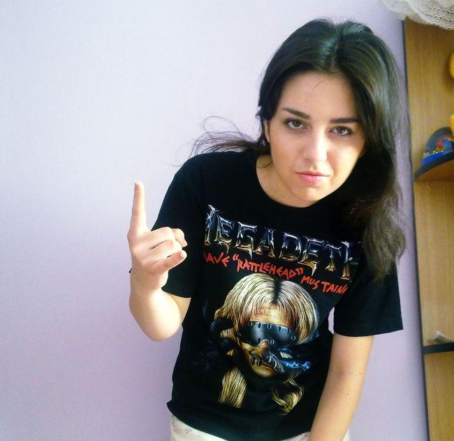 Poze Galerie foto Violeta Pavel - Megadeth