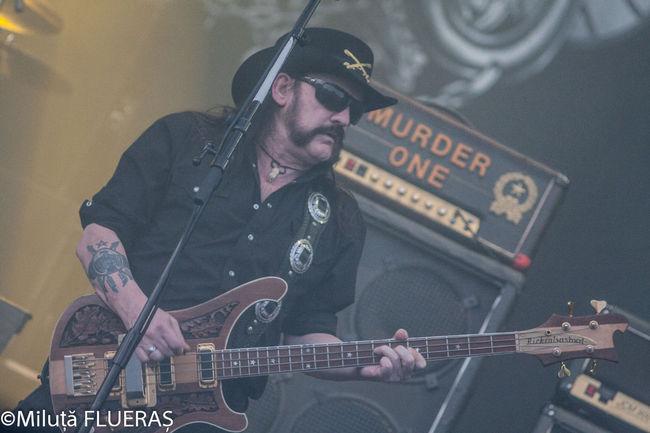 Poze Poze Concert Motorhead si Megadeth la OST Fest 2012 - Motorhead