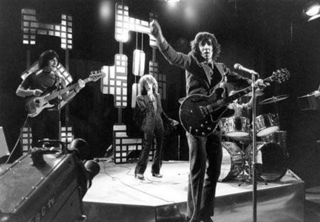 Poze Cele mai tari poze cu artisti din anii '60 - The Who in 1969