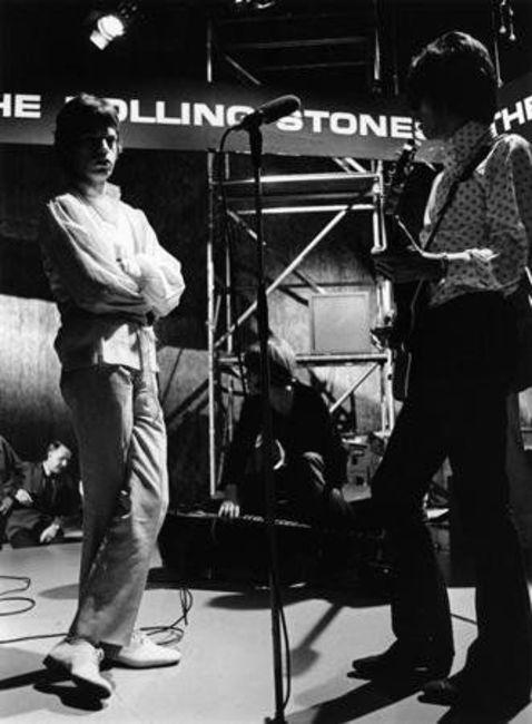 Poze Cele mai tari poze cu artisti din anii '60 - Rolling Stones in 1966