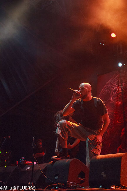Poze Poze Meshuggah - Meshuggah