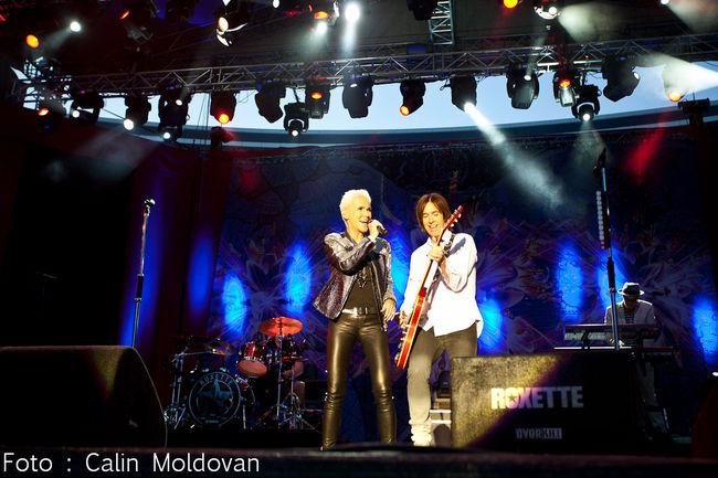 Poze Poze Concert ROXETTE la Cluj-Napoca - Poze concert Roxette la Cluj-Napoca