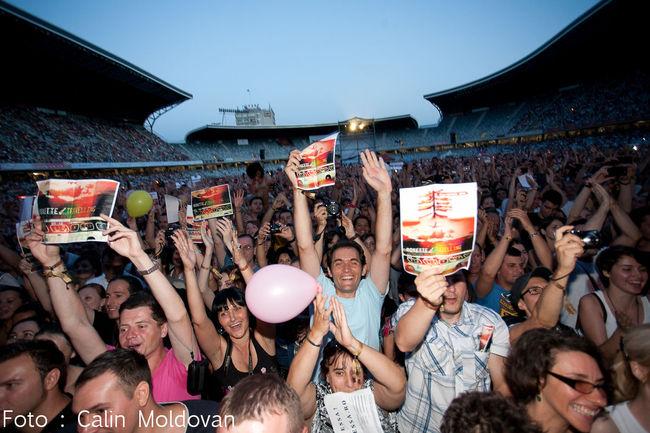 Poze Poze Roxette - Poze cu publicul la concertul Roxette