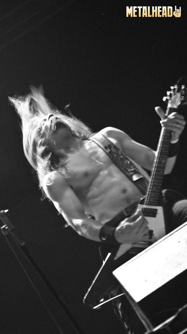 Poze Poze Korn - Poze METALCAMP 2012