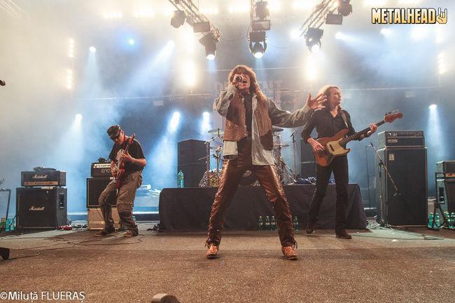 Poze Concert Kempes si Rezident EX la Arenele Romane din bucuresti (User Foto) - Rezident X