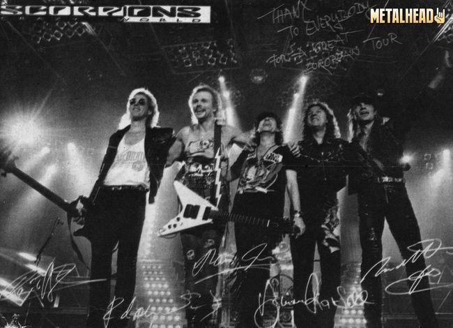 Poze Poze Scorpions - Scorpions 2